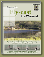learning how to flycast Joan wulff teaches fly casting: the double haul from midcurrent pro  5 years ago what happens is that by using that second hand you are adding speed to your line the rod is loaded more deeply, and that transfers to greater energy in your line and you need high line speed for longer casts, or for casting into wind.